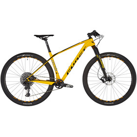 "Ghost Lector 7.9 LC 29"", spect yellow/night black/titanium"